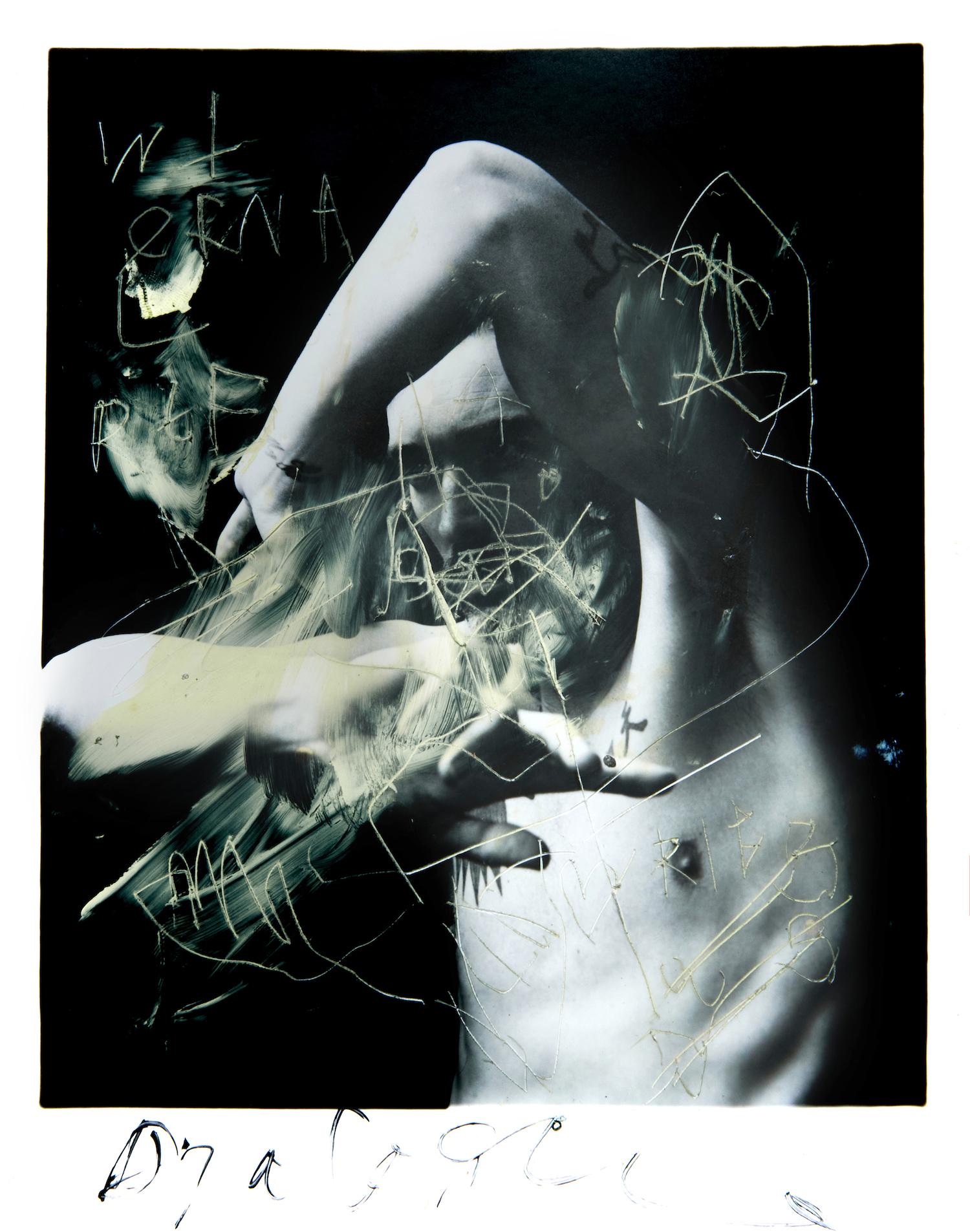James Green Artist & Joe Quigg Photographer