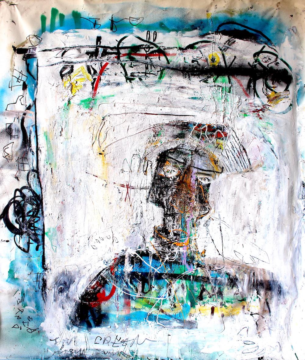 l'artiste by James Green Artist & Monsieur Jamin